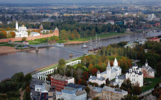 г. Великий Новгород. Источник: mayor.nov.ru/velikynovgorod